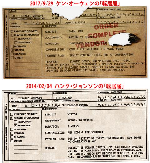 【補足解説】ケン・オーウェンの「転居届」【ミステリー】