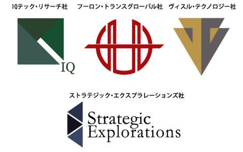 イングレス・ストーリーに登場する企業4社おさらい(改訂)