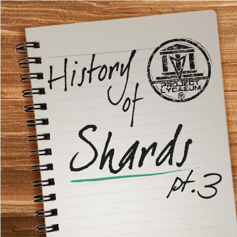 【Ingress Lore】History of Shards 03:ヘリオス・アーティファクト【シャードの歴史】