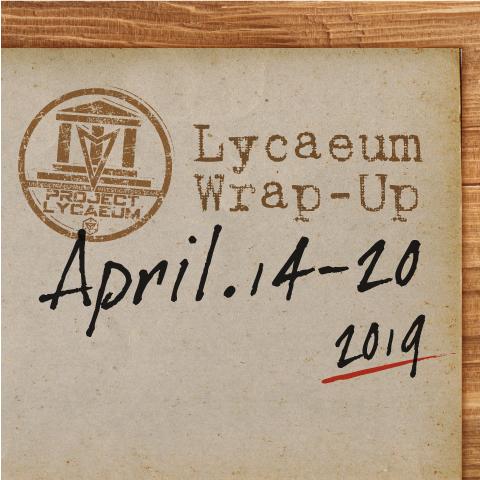 2019年04月14日~20日