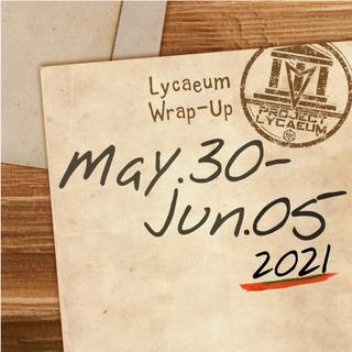 2021年05月30日~06月05日